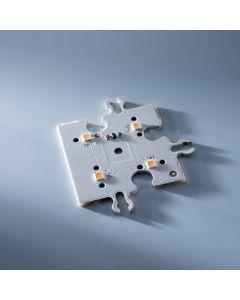 ConextMatrix Edge Module 4 warm white LEDs 118lm 4x4 cm 24V CRI 90 118lm 0.89W