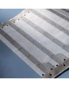 Paper-Flex Osram LED Strip max 24.85m length warm white 2700K 24V 1100lm/m 140 LEDs/m 24V 35cm wide (price for ONE ROW 5x35cm & 7 LEDs)