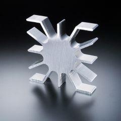Heatsink 51 x 51 for High-Power LED <600lm