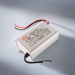 Constant Current LED Driver Mean Well PLD-25-700B IP30 700mA 230V to 24 > 36VDC