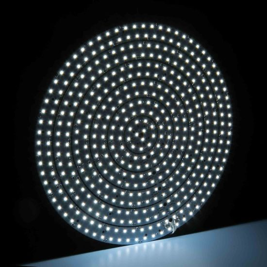 LumiSphere 360 TW Professional Round LED Module with 5 breakable rings 864 LEDs 2700K-5700K 4870lm 36W