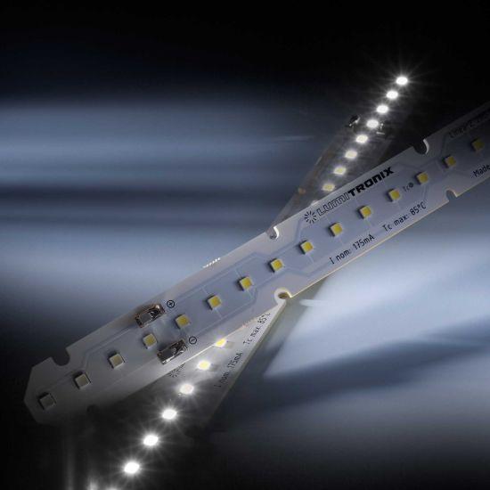 LinearZ 26 Nichia LED Strip Zhaga Optisolis CRI98+ cold white 6500K 740lm 175mA 37.5V 26 LEDs 28cm module (2643lm/m 24W/m)