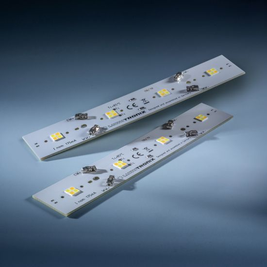 Daisy 16 Nichia LED Strip Tunable White 2700-4000K 360+340lm 175mA 11.5V 14 LEDs 16cm module (up to 4375lm/m and 25W/m)