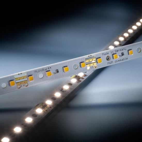 Multibar 44 Nichia LED Strip neutral white CRI90 4000K 763lm 24V 44 LEDs 50cm bar (1526lm/m 12.94W/m)