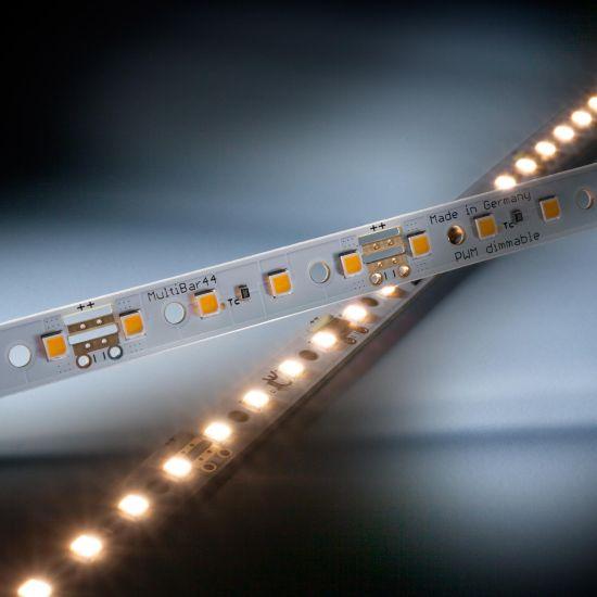 Multibar 44 Nichia LED Strip warm white CRI90 3000K 732lm 24V 44 LEDs 50cm bar (1464lm/m 12.94W/m)