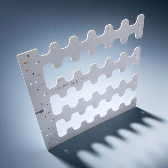 Nichia LED Module BackMatrix 49 28x28cm 70 LEDs 24V 180 deg White 5000K 10.9W 1300lm