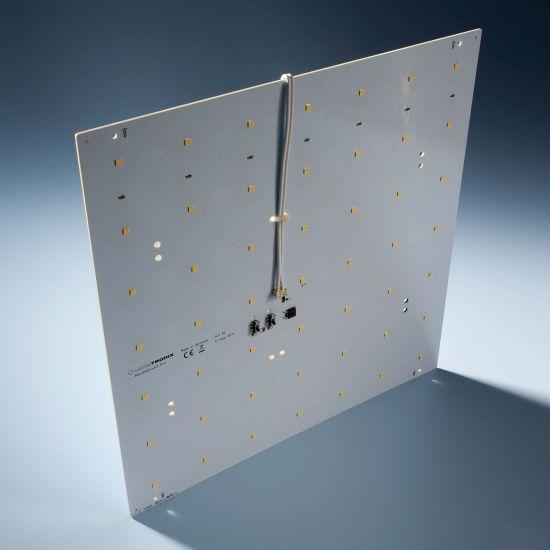 Nichia LED Module BackMatrix 49 Professional 29x29cm 70 LEDs 24V 120 deg White 3000K 16.8W 2090lm