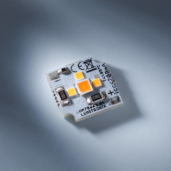 Nichia LED Module SmartArray 3+1 LEDs Special Dimming 2700K-2000K 3W 305lm