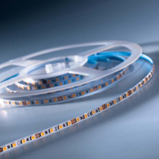 SlimFlex 240 Pro Nichia LED Strip warm white CRI90 2700K 3900lm 24V 120 LEDs/m 2m reel (1950lm/m 19W/m )