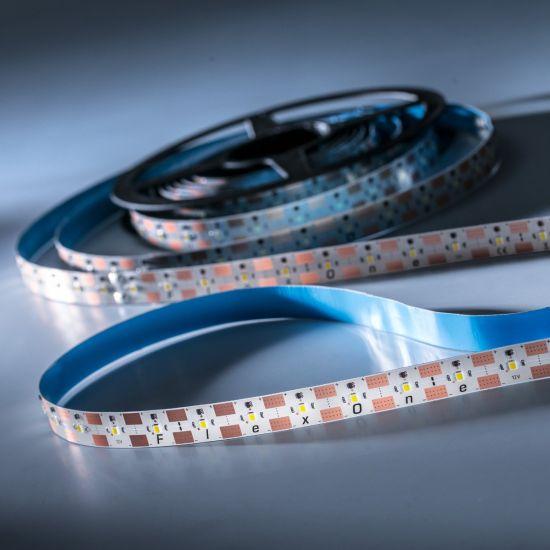 FlexOne 250 Samsung LED Strip neutral white 4000K 12875lm 12V 50 LEDs/m 5m reel (2575lm/m 30W/m)