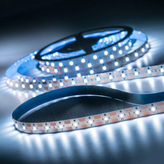 FlexOne 250 Samsung LED Strip cold white 6500K 12875lm 12V 50 LEDs/m 5m reel (2575lm/m 30W/m)