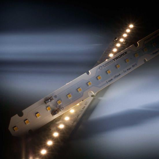 LinearZ 26 Toshiba-SSC LED Strip Zhaga Sunlike CRI97 cold white 6500K 730lm 175mA 39.6V 26 LEDs 28cm module (2608lm/m 25W/m)