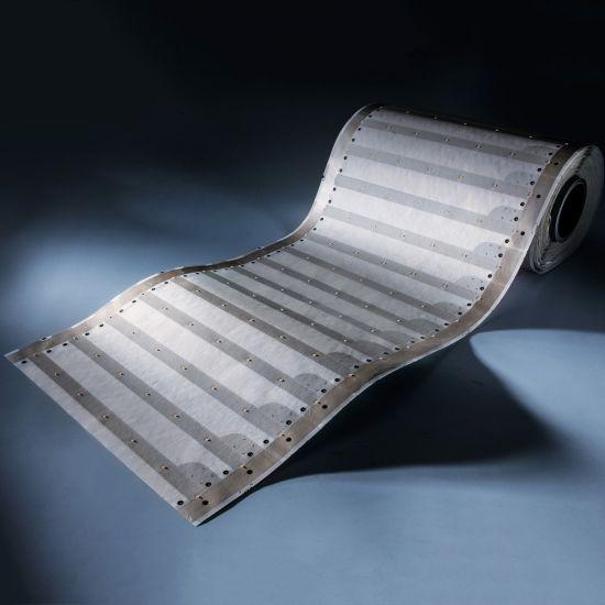 Paper-Flex Osram LED Strip 24.85m length 3479 LEDs 8.69 sqm warm white 2700K 24V 35cm wide (1100lm/m & 140 LEDs/m)