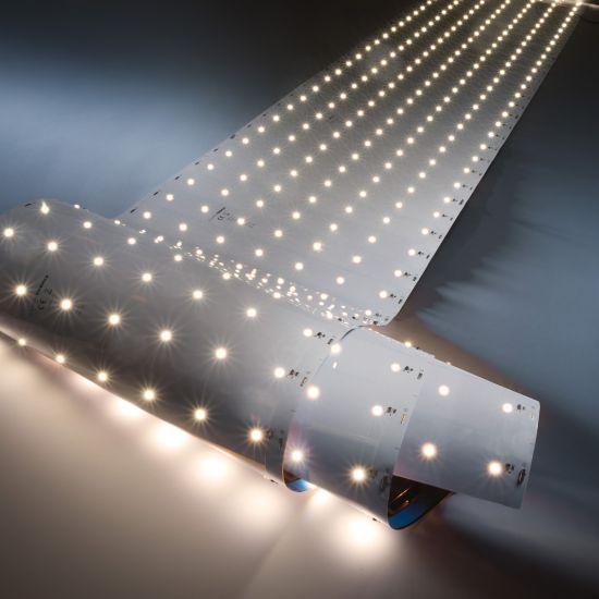 Z-Flex980 Pro Seoul LED Strip warm white 3000K 32400lm 175 LEDs/m 5.6m reel 28cm wide 24V (5785lm/m 39W/m)
