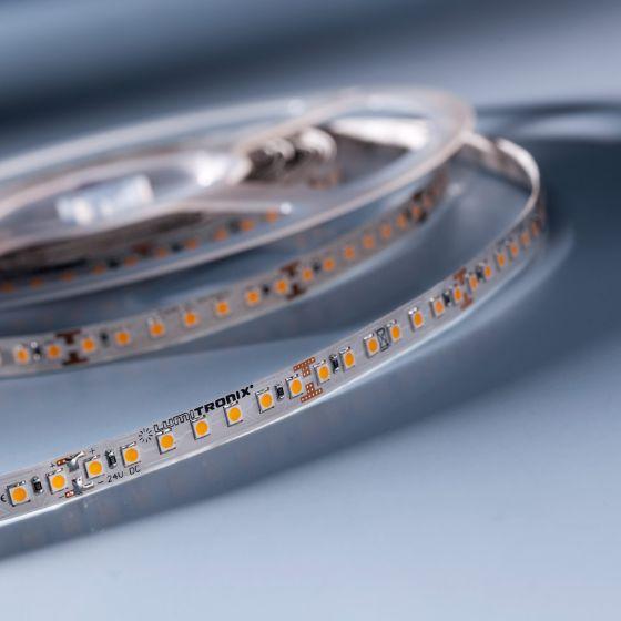 LumiFlex 70 Nichia LED Strip neutral white 4000K 24V 2656lm 140 LEDs/m price for 50cm (2656lm/m 19.2W/m)