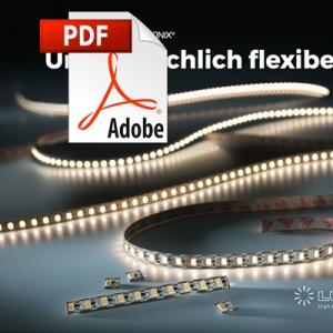 Catalog SlimFlex Flexible LED Strips