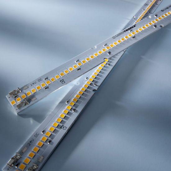 Maxline 70 Nichia LED Strip warm white 3000K 2080lm 24V 70 LEDs 28cm module (7429lm/m 60W/m)