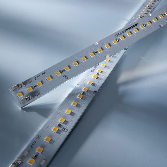Maxline 35 Nichia LED Strip warm white 3000K 1040lm 350mA 35 LEDs 28cm module (3715lm/m 25W/m)