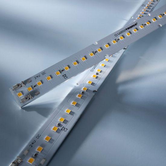 Maxline 35 Nichia LED Strip neutral white 4000K 1090lm 24V 35 LEDs 28cm module (3893lm/m 25W/m)
