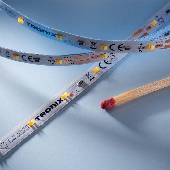 SlimFlex280 Nichia LED Strip TW 2700-6500K 4280lm 24V 140 LEDs/m 2m reel (2055lm/m)