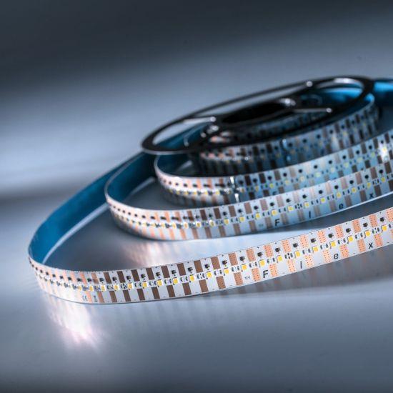 FlexOne 500 Samsung LED Strip neutral white 4000K 19000lm 12V 100 LEDs/m 5m reel (3800lm/m 42W/m)