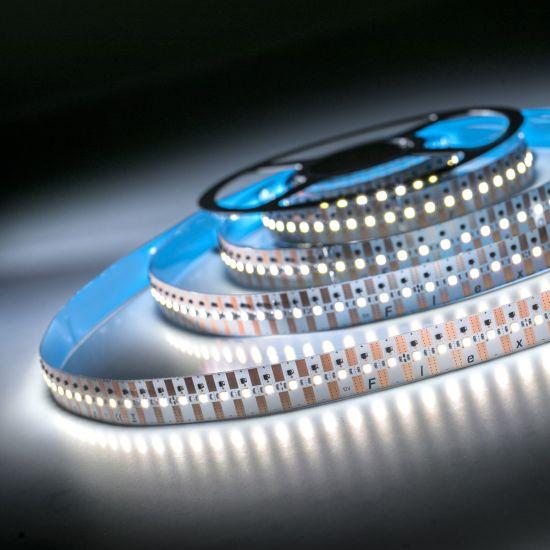 FlexOne 500 Samsung LED Strip cold white 6500K 19000lm 12V 100 LEDs/m 5m reel (3800lm/m 42W/m)