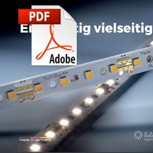 Catalog Multibar LED Strips