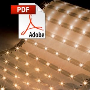 Catalog Paper-Flex flexible LED strips