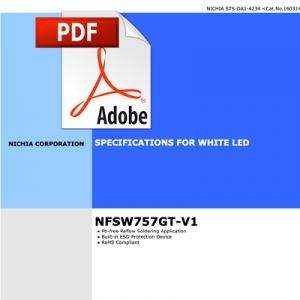 LED Nichia Datasheet