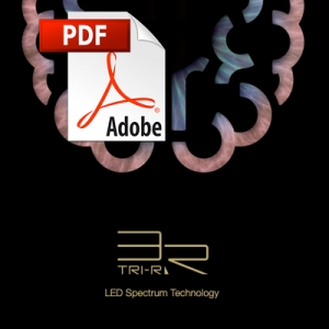 Catalog Toshiba's TRI-R LED technology