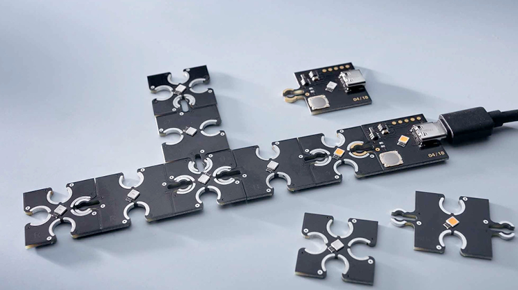 Nichia Conext modules for light shapes