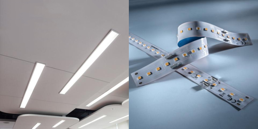 Professional Z-Flex 540 Seoul LED Strip, up to 5300 lm per meter